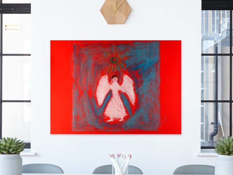Angel (canva)