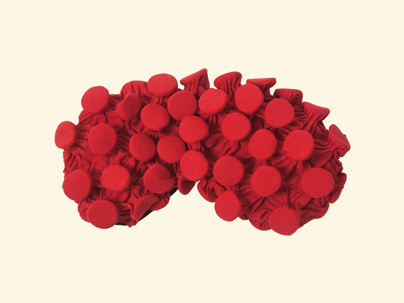 BurBur Dreaming Mask [City Red]