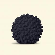 BurBur Round Cushion Coal Ø 40 cm