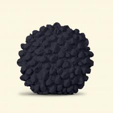 BurBur Round Cushion Coal Ø 45 cm