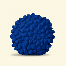 BurBur Round Cushion Cornflower Ø 45 cm