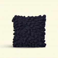 BurBur Square Cushion Coal 45 x 45 cm