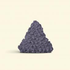 BurBur Triangle Cushion Concrete 40 cm
