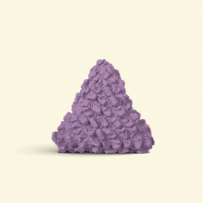 BurBur Triangle Cushion Lavander 40 cm