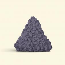 BurBur Triangle Cushion Concrete 45 cm