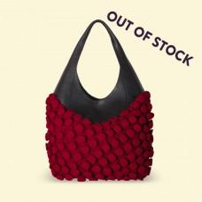 BurBur Elegant Bag [Royal Red]