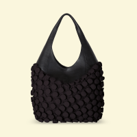 BurBur Elegant Bag [Black Sand Beach]