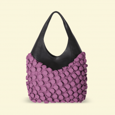 BurBur Elegant Bag [Fuchsia]