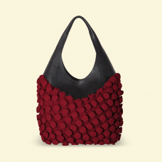 BurBur Elegant Bag [Royal Red]