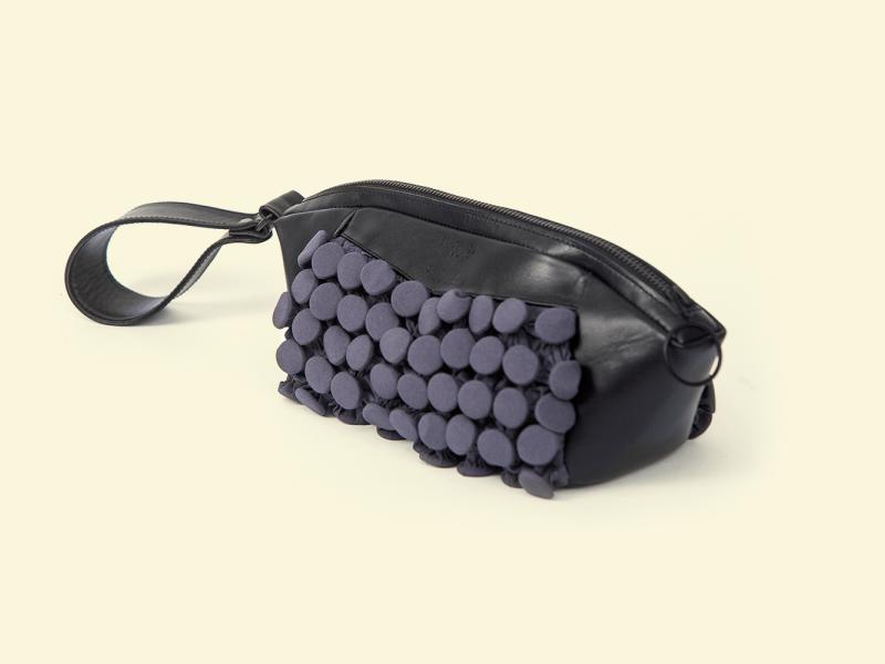 BurBur Fugu Bag [Concrete]