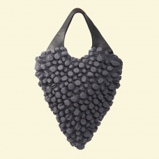 BurBur Oversized Rhombus Bag [Concrete]