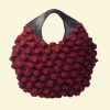 BurBur Round Bag [Royal Red]